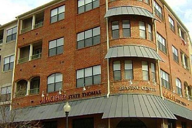 Manchester State Thomas Brownstones - 3010 State St, Dallas, TX 75204