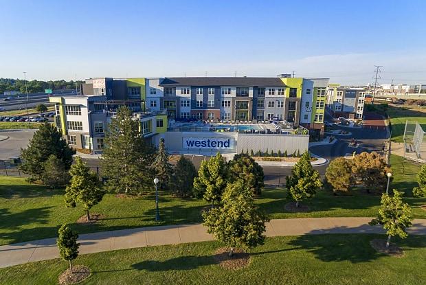 WestEnd - 3500 Rockmont Dr, Denver, CO 80202