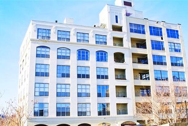 Centre Lofts - 5850 Centre Avenue, Pittsburgh, PA 15206