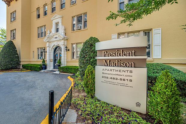 President Madison - 1908 Florida Ave NW, Washington, DC 20009