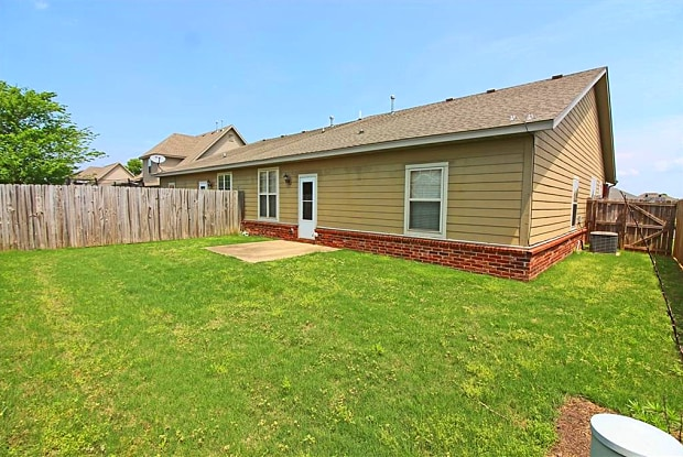 702 Caprington ST Unit #1 - 702 SW Caprington St, Bentonville, AR 72712