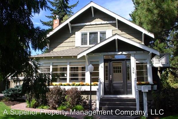 34 NW Portland Ave - 34 Northwest Portland Avenue, Bend, OR 97703