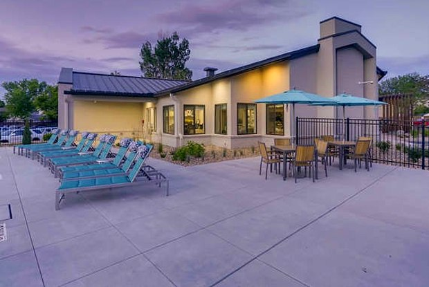 The Lodge Apartment Homes - 4697 E Louisiana Ave, Denver, CO 80246