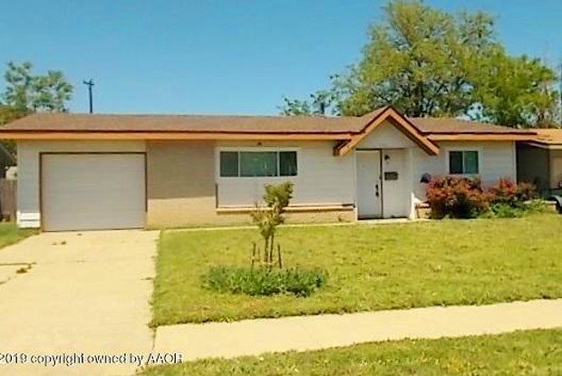 4812 57TH AVE - 4812 SW 57th Ave, Amarillo, TX 79109