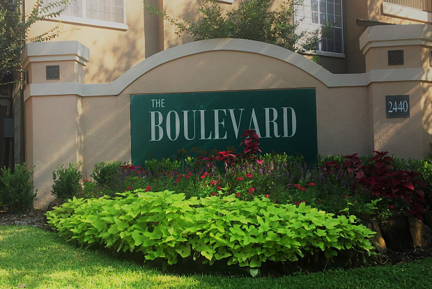 The Boulevard Apartments - 2440 North Blvd, Houston, TX 77098