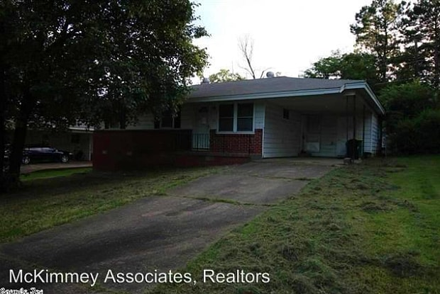 54 OAKVIEW DRIVE - 54 Oakview Drive, North Little Rock, AR 72118