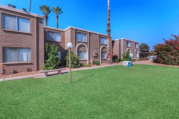 Campbell Ranch on Roger - 2000 E Roger Rd, Tucson, AZ 85719