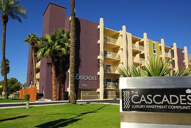 Cascades - 3550 E Campbell Ave, Phoenix, AZ 85018