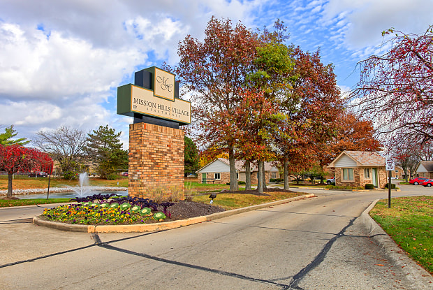 Mission Hills Apartments - 1014 Mission Hills Dr, Greenwood, IN 46143