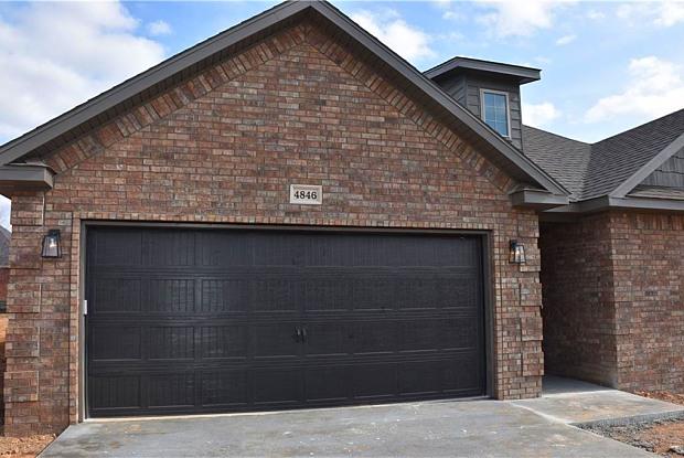 4846 N Castlewood LN - 4846 North Castlewood Lane, Fayetteville, AR 72764