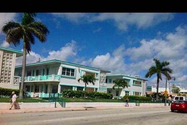 6490 Collins Ave - 6490 Collins Avenue, Miami Beach, FL 33141