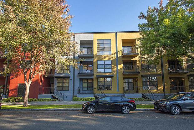 Fremont Mews - 1400 P St, Sacramento, CA 95814