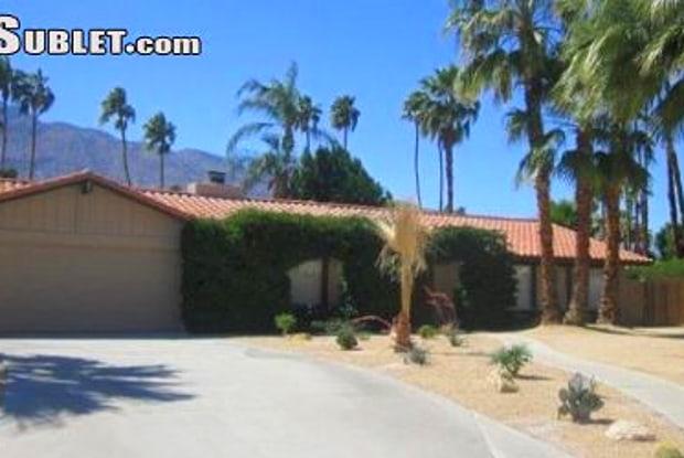 2320 El Chorro Way - 2320 E El Chorro Way, Palm Springs, CA 92264