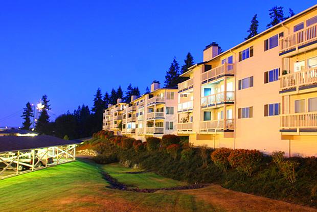 Cliffside Apartments - 2413 Cliffside Ln NW, Wollochet, WA 98335