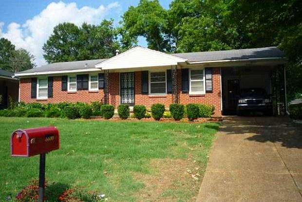 3350 NORTHMOOR - 3350 Northmoor Avenue, Memphis, TN 38128