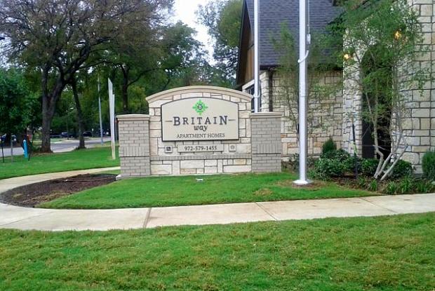 Britain Way Apartments - 333 Lane St, Irving, TX 75061