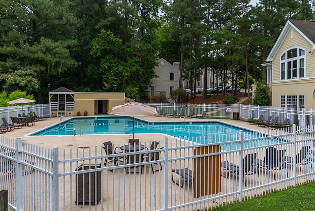 Regency Park Apartment Homes - 4612 Dansey Dr, Raleigh, NC 27616