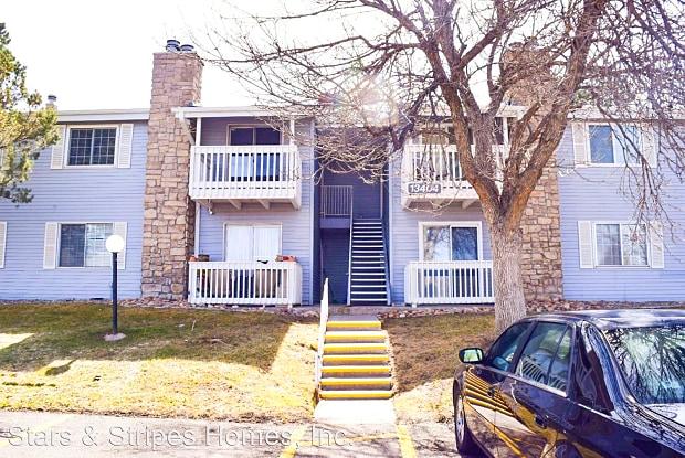 13404 E. Jewell Avenue #201 - 13404 East Jewell Avenue, Aurora, CO 80012
