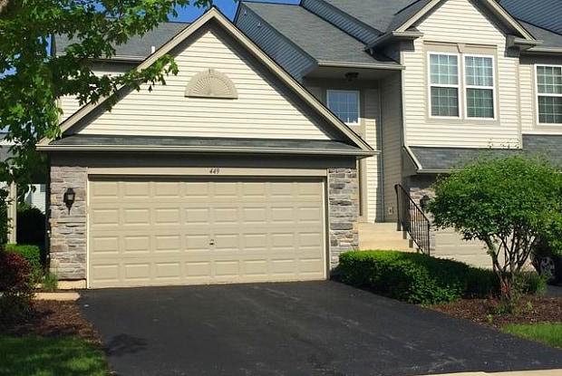 449 BELVEDERE Lane - 449 Belvedere Lane, Aurora, IL 60502