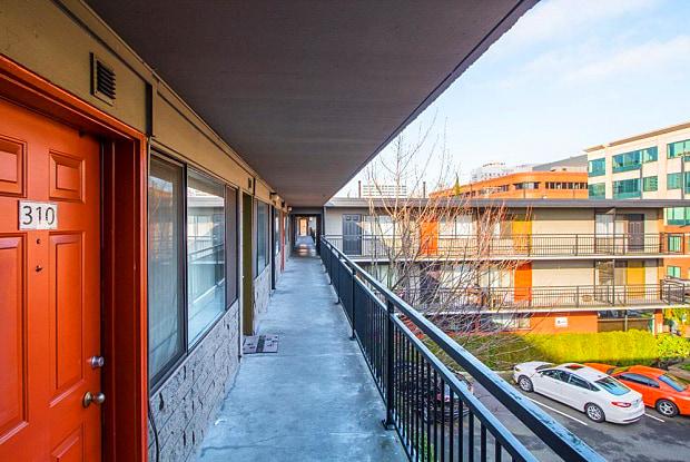Monticello Apartment Homes - 415 Boren Ave, Seattle, WA 98104