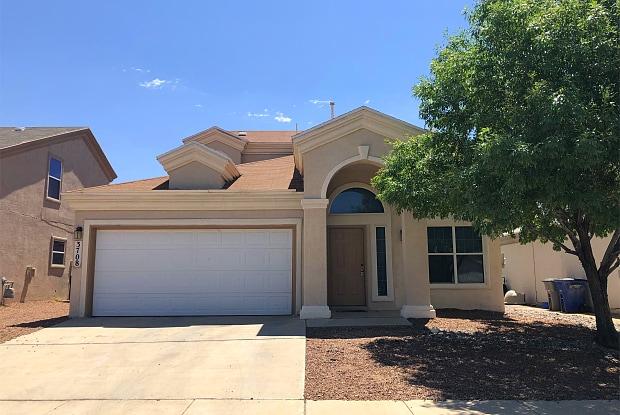 3708 Prairie Rose - 3708 Prairie Rose Street, El Paso, TX 79936