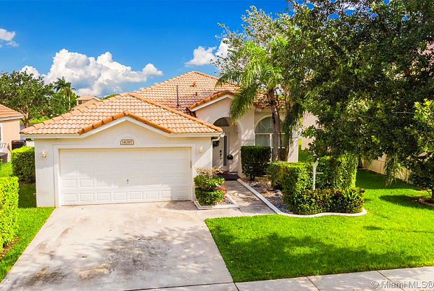 14385 NW 15th St - 14385 Northwest 15th Street, Pembroke Pines, FL 33028