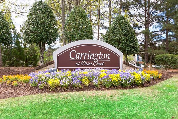 Carrington at Brier Creek - 11010 Eastlake Club Way, Raleigh, NC 27617