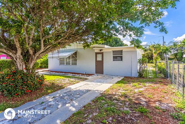 1320 8th Street - 1320 8th Street, West Palm Beach, FL 33401