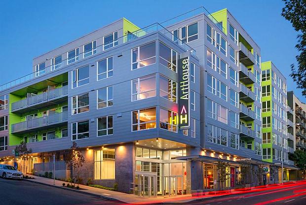 Arthouse - 2334 Elliott Ave, Seattle, WA 98121