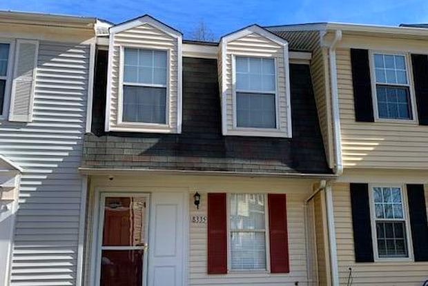 8335 FELSTED LANE - 8335 Felsted Lane, Manassas, VA 20110