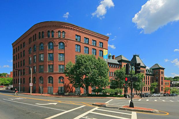 Baker Chocolate Factory - 1220 Adams St, Boston, MA 02124