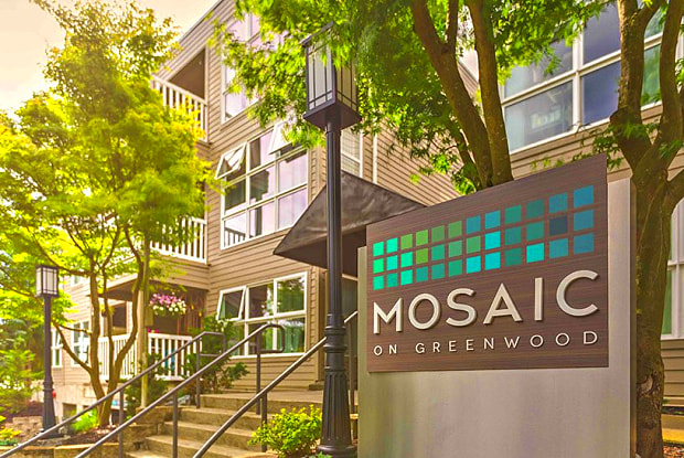 Mosaic on Greenwood - 13543 Greenwood Ave N, Seattle, WA 98133