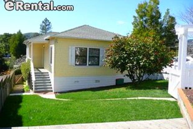 182 Locust Ave - 182 Locust Avenue, Mill Valley, CA 94941