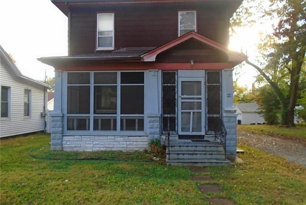416 North 5TH Street - 416 N 5th St, Belleville, IL 62220