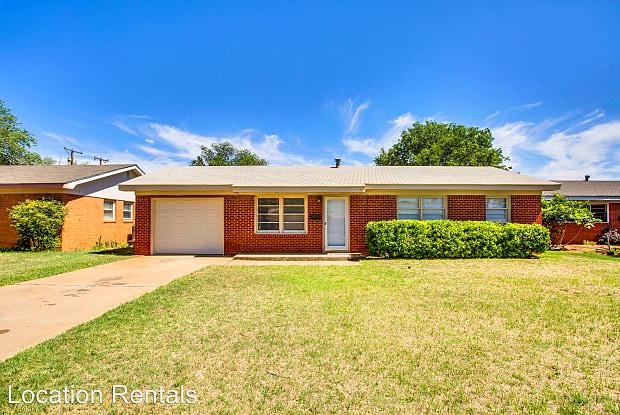 2804 62nd Street - 2804 62nd Street, Lubbock, TX 79413