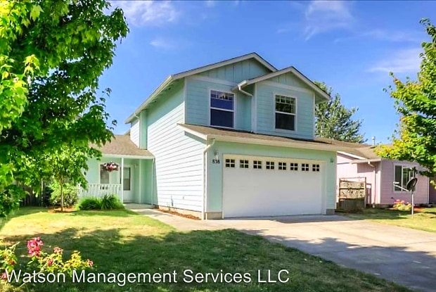 838 NW Riverbow Ave - 838 NW Riverbow Ave, Albany, OR 97321