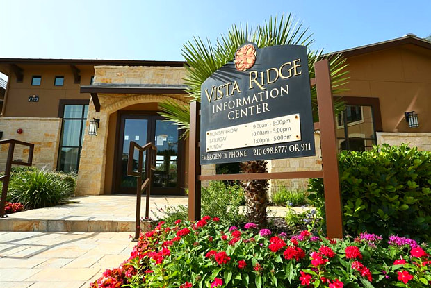 Vista Ridge - 6522 Camp Bullis Rd, San Antonio, TX 78256