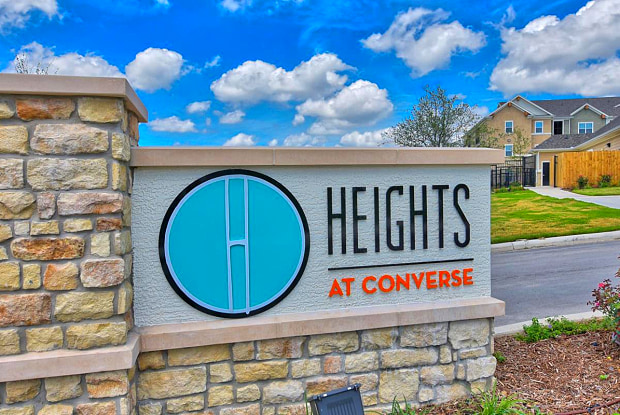 Heights at Converse - 7855 Kitty Hawk Rd, Converse, TX 78109