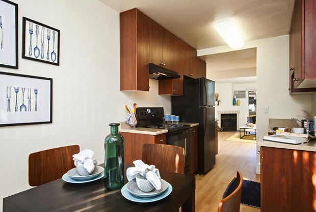 eaves San Jose - Apartments for rent