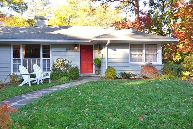 1846 Fernwood Road NW - 1846 Fernwood Road Northwest, Atlanta, GA 30318