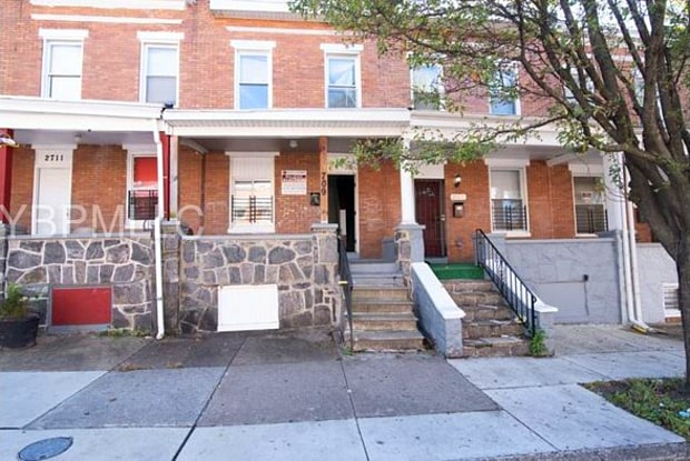 2709 East Chase Street - 2709 East Chase Street, Baltimore, MD 21213