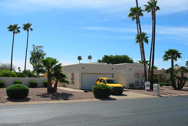 25615 S GLENBURN Drive - 25615 South Glenburn Drive, Sun Lakes, AZ 85248