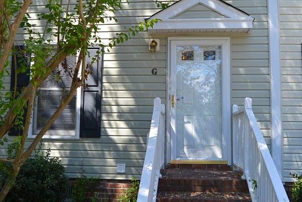 801 King Street #G - 801 King St, Columbia, SC 29205