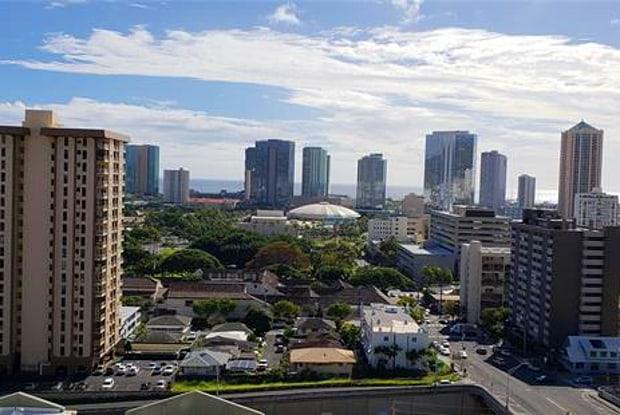 1425 Ward Avenue - 1425 Ward Avenue, Honolulu, HI 96822