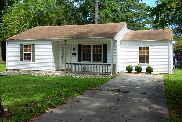 254 Richardson Street - 254 Richardson Street, Norfolk, VA 23503