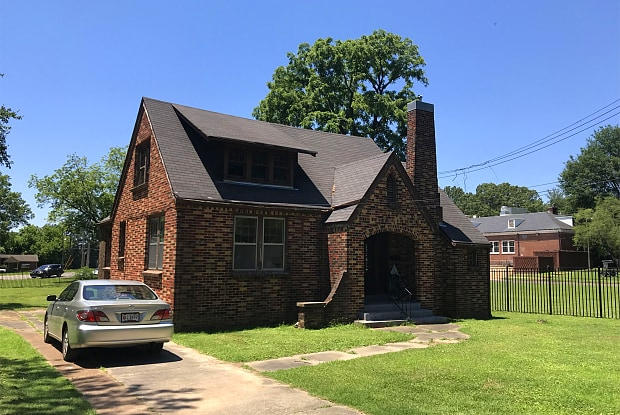 335 North Fairgrounds Street - 335 North Fairgrounds Street, Jackson, TN 38301