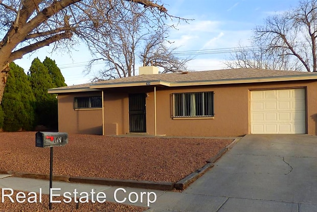 Anderson 1820 - 1820 Anderson Drive, Las Cruces, NM 88001