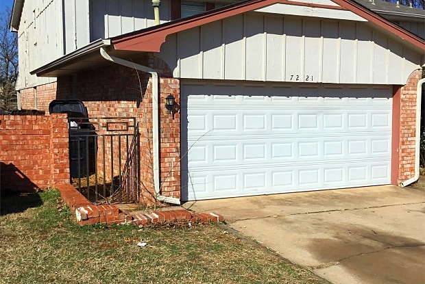 7221 Edenborough Drive - 7221 Edenborough Drive, Oklahoma City, OK 73132