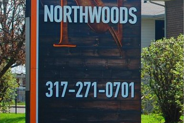 Northwoods Apartments - 816 Winding Brook East Dr, Indianapolis, IN 46234