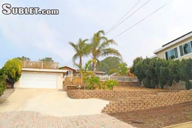 4978 Lillian St. - 4978 Lillian Street, San Diego, CA 92110